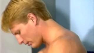 Cock Sucking Muscled Men Inside The Locker Room