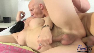 horny Canadian Danika Dreamz gets what she wants