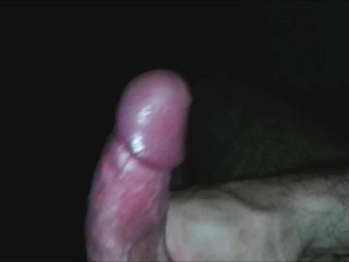 Ejaculation while watching a porn.