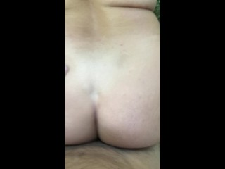 Fuck me Hard in the Forest – Outdoor Extreme blowjob and Huge cum Explosion