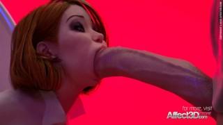 3D animation futa game