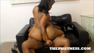 THEPHATNESS THICK AS CHERISE ROZE