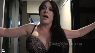 Big Butt 50y Huge Tits GILF You're Hitting My Cervix