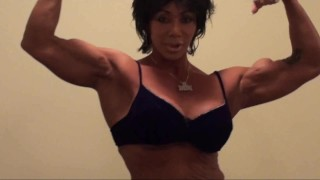 World Class Female Biceps