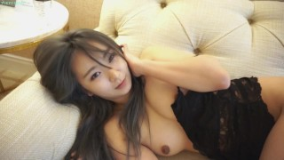 Beautiful Japanese Model's Been Delivered To My Room  - TokyoDiary