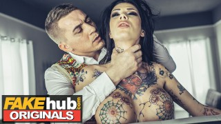 Fake Sex Doctor Megan Inky makes cuckqueen out of husbands innocent wife