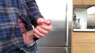 Moaning , masturbation motivation big lubed cock cumming