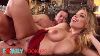 Family Hookups - Sister In Law Britney Amber Helps With Roleplay