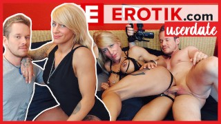 SEX instead of WORKOUT for horny tattoo model FitXXXSandy (ENGLISH)