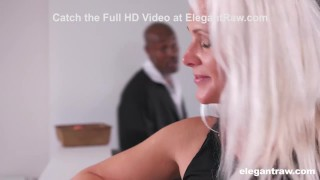 Wife Gets Caught with BBC in her Mouth
