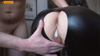Deep Powerful Creampie in This Extra Tight Pussy   Amateur