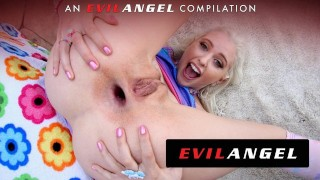EvilAngel - Extreme Anal Gaping Compilation