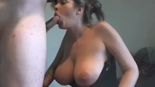 Kinky Leather Fuck With Busty Amateur And Arousing Pussy