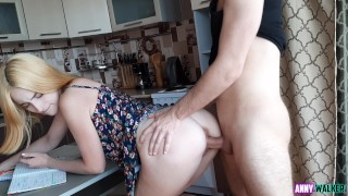 HOT SEX WITH AN 18 YEAR OLD SKINNY GIRL
