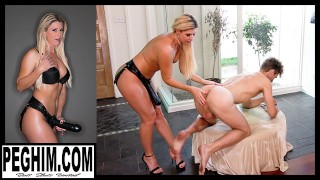 India Summer is obsessed with stretching your asshole