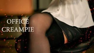 Papper Work. Secretary roleplay by MyKinkyDope [Creampie]