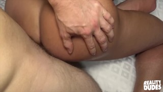 Reality Dudes - Muscular Michael Gets His Ass Pounded Hard