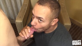 Reality Dudes - This Dude Get paid And Get His Asshole Pounded