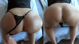 I Didn't Know That My Hot Step Mom's Big Ass Is So Tight