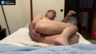 Same sex Japanese, Asian hentai masturbation