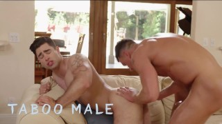 Taboomale - Hot Gay Guys Cade Maddox & Lucas Leon Enjoyed Their Time