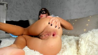 PUSSY FISTING, ANAL AND VAGINAL GAPING AND OTHER HOT MOMENTS FROM MY WEBCAM STREAM
