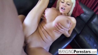 Nikita Von James gets fucked in hard Point of View fuck!