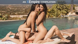 EroticaX - Outdoor Cumshots, Creampies & Facials Compilation