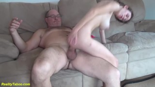 tight cunt destroyed by stepdad