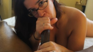White Wife Enjoys Pleasing & Being Pleased By Her Black Daddy BBC
