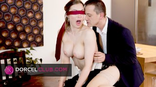 Perverse and blindfolded games for Tamara Grace