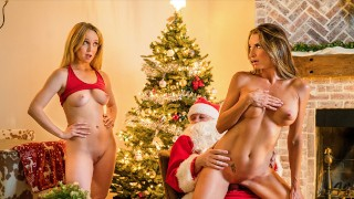 """Step Mom """"I can't wait to get home tonight and sit on Santas lap"""" S14:E7"""