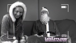 COMpilation of Lelu Love XXXmas videos creampie sex lactation & lots more - Lelu Love