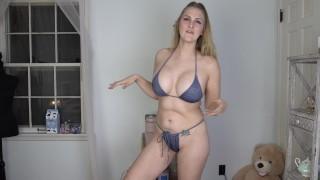 Misguided Swim Bikini Try On Haul (Youtube EILDTV)