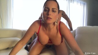 Fuck my pussy hard BB!!!_Amateur Couple Kittie Cate
