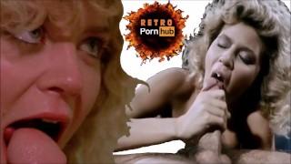 CUMPILATION BLOWJOB retro CUM MOUTH girls finish blowjobs swallow sperm VINTAGE COMPILATION CUMSHOTS