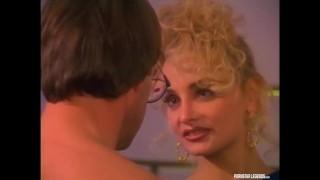 Pornstar Legends Mike Horner Fucks Hooker Rebecca Bardoux And Gives Her A Facial