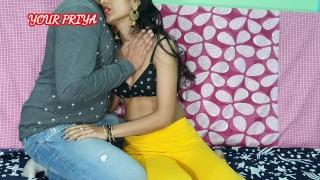 Best ever priya extremely hard fuck by Devar. Clear Hindi Audio | XXX Your Priya