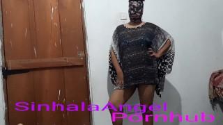 Sri Lanka Hard Sex Fellings Sexy Nighty With SinhalaAngel වෙසියෙක්  පක ලෙලි ගහනවා පතුරු යන්න