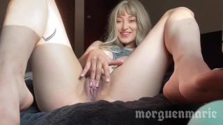 creamy pussy dildo fuck