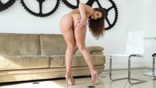 BANGBROS - Brunette PAWG Dani Daniels And Her Picture Perfect Bubble Booty