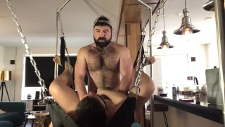 Top Bear's turn to bottom