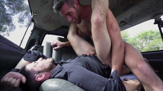 BAIT BUS - Jack Winters Fucked By Alex Mecum For Fake Money