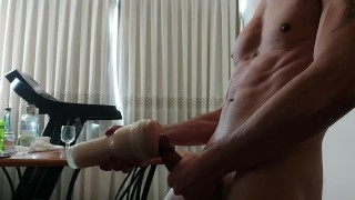 I fucked this pussy deep and cum twice with two massive cumshots
