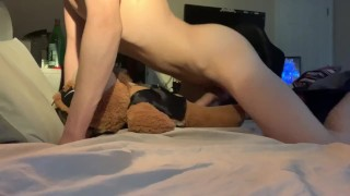 naked guydry humping orgasm moans/dirty talks