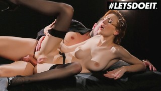 XChimera - Belle Claire Big Tits Czech Babe Enjoys Hot Anal Fantasy Fuck - LETSDOEIT