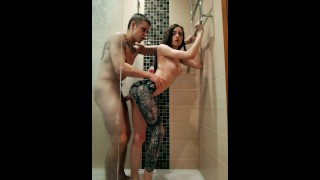 Shower for only both us