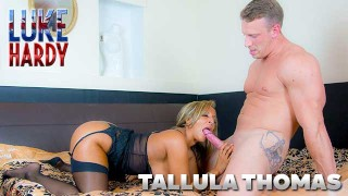 LUKE HARDY - Tallula Thomas Pro Jizz Cleaner