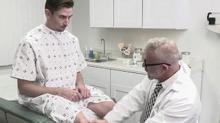 Patient Jack Hunter Gets A Sexual Desire Stimulation Perscription