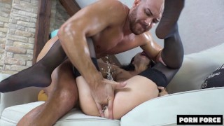 OH FUCK, OH FUCK I'M CUMMING! - SUPER SQUIRT - Intense Power Fuck Makes Her Cum Uncontrollably! ´